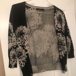 Limited 3/4 Sleeve Cardigan